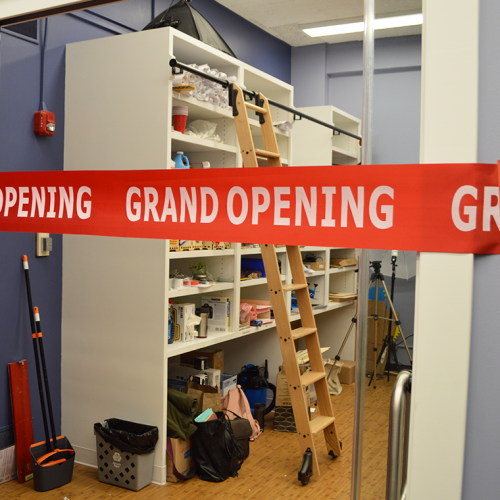 Grand Opening of the Make Good Lab